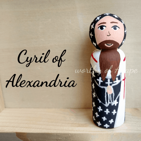 Cyril of Alexandria main