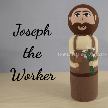 Joseph the Worker main