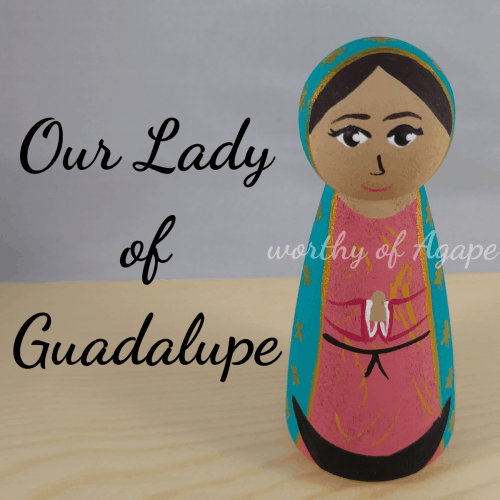 Our Lady of Guadalupe top new