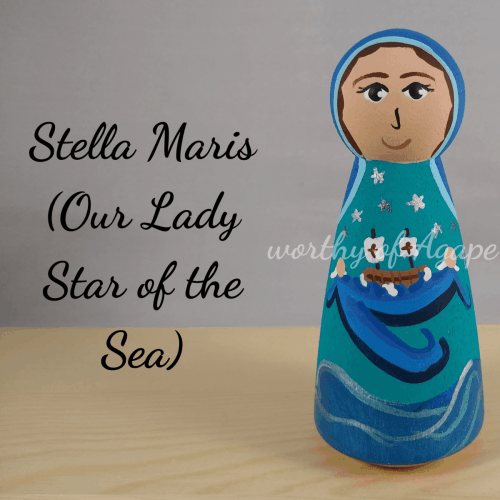 Stella Maris Our Lady Star of the Sea main updated