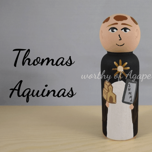 Thomas Aquinas new main