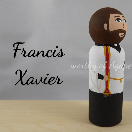 Francis Xavier new 2 side