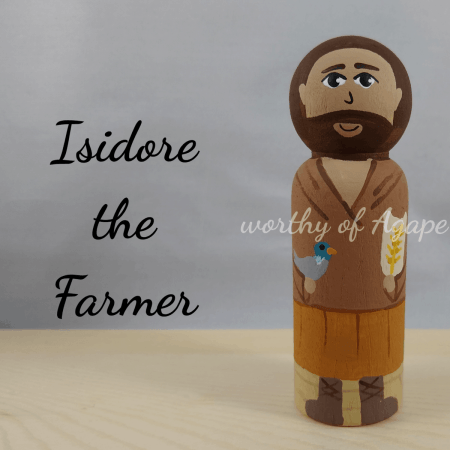 Isidore the Farmer main