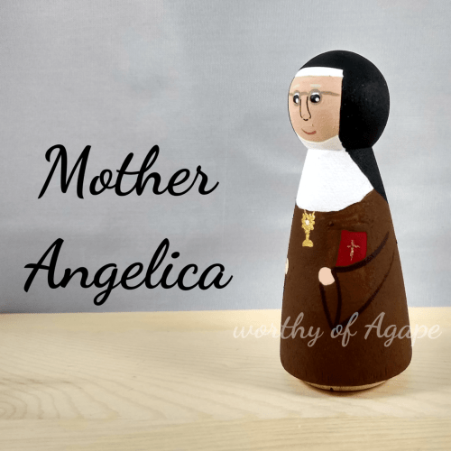Mother Angelica side 2