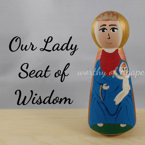 Our Lady Seat of Wisdom main