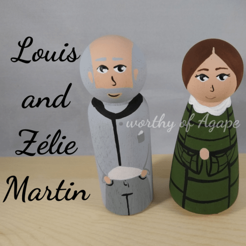 Louis and Zélie Martin top new
