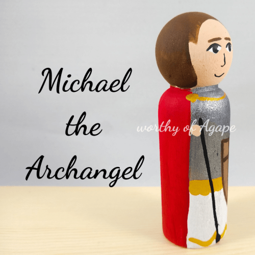 Michael the Archangel side new