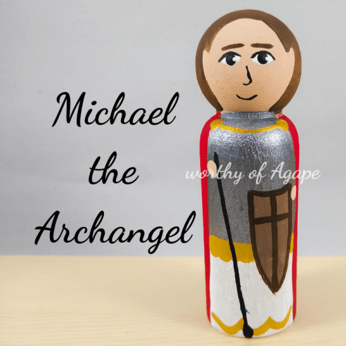 Michael the archangel new main
