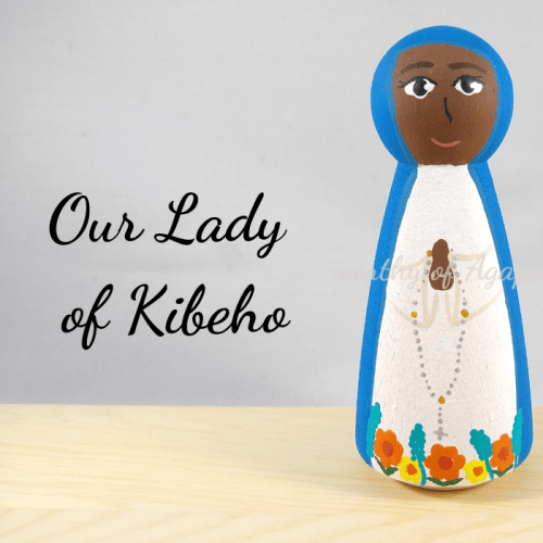 Our Lady of Kibeho main