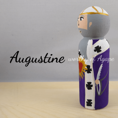 Augustine quill side