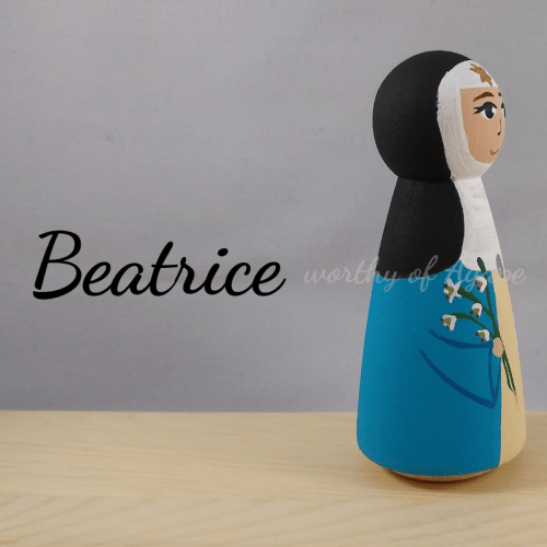 Beatrice new side