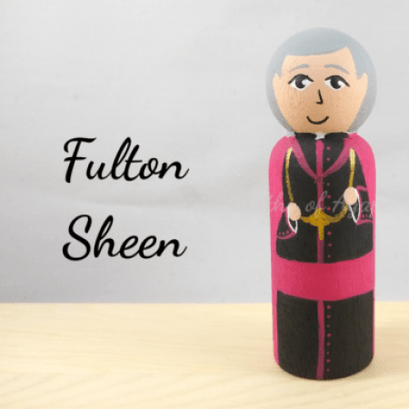 Fulton Sheen new main