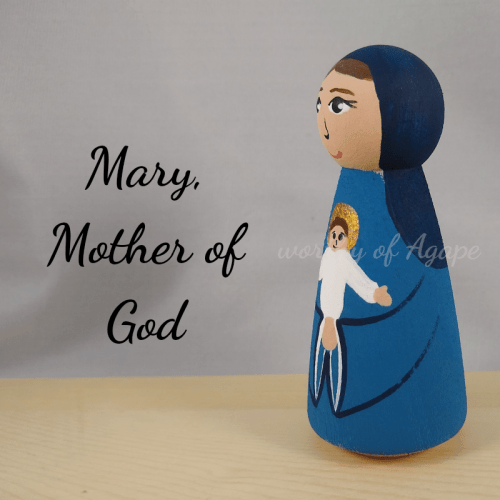 Mary Mother of God new side 2