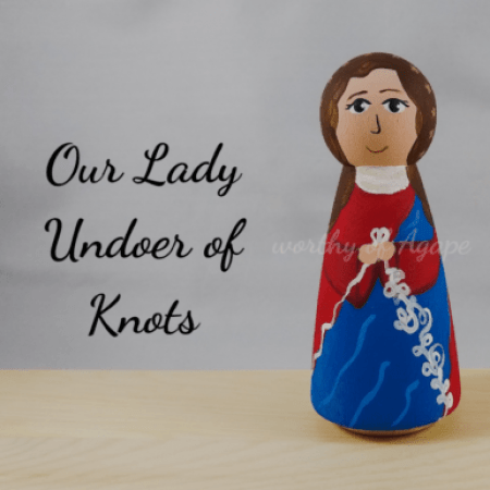 Our Lady Undoer of Knots main