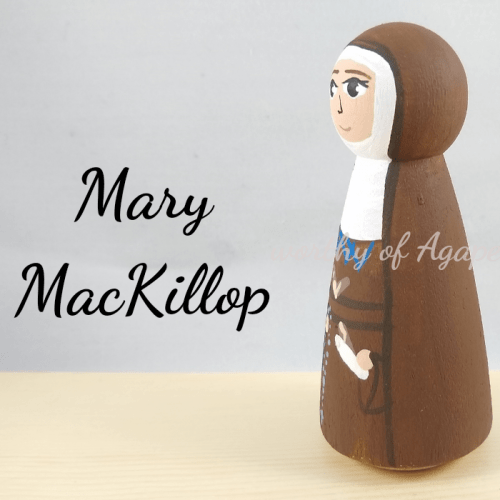 Mary MacKillop new side 2