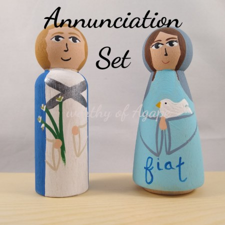 Annunciation Set main 2