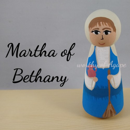 Martha of Bethany new top