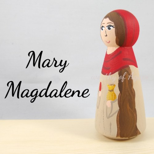 Mary Magdalene side new