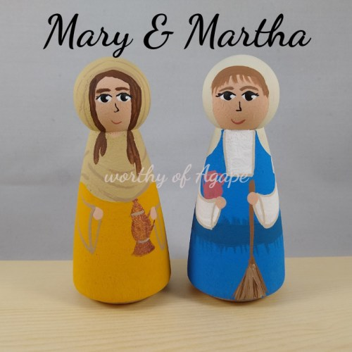 Mary and Martha main
