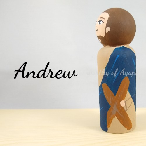 Andrew new cross side