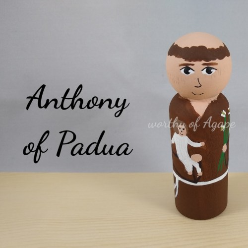 Anthony of Padua top