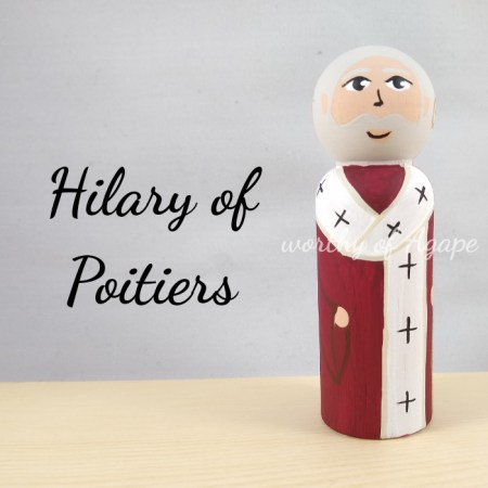 Hilary of Poitiers main
