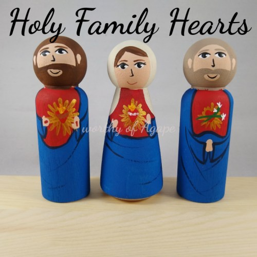 Holy Family Hearts newest group shot main