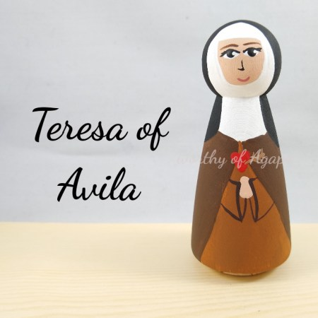 Teresa of Avila main new