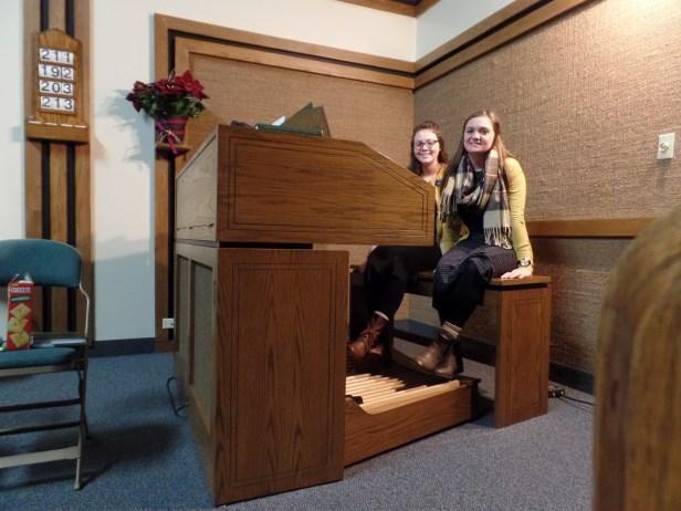 Our Organ Skills