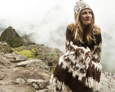 Am Maccu Picchu in Peru (Foto: Newikky/ Shutterstock)