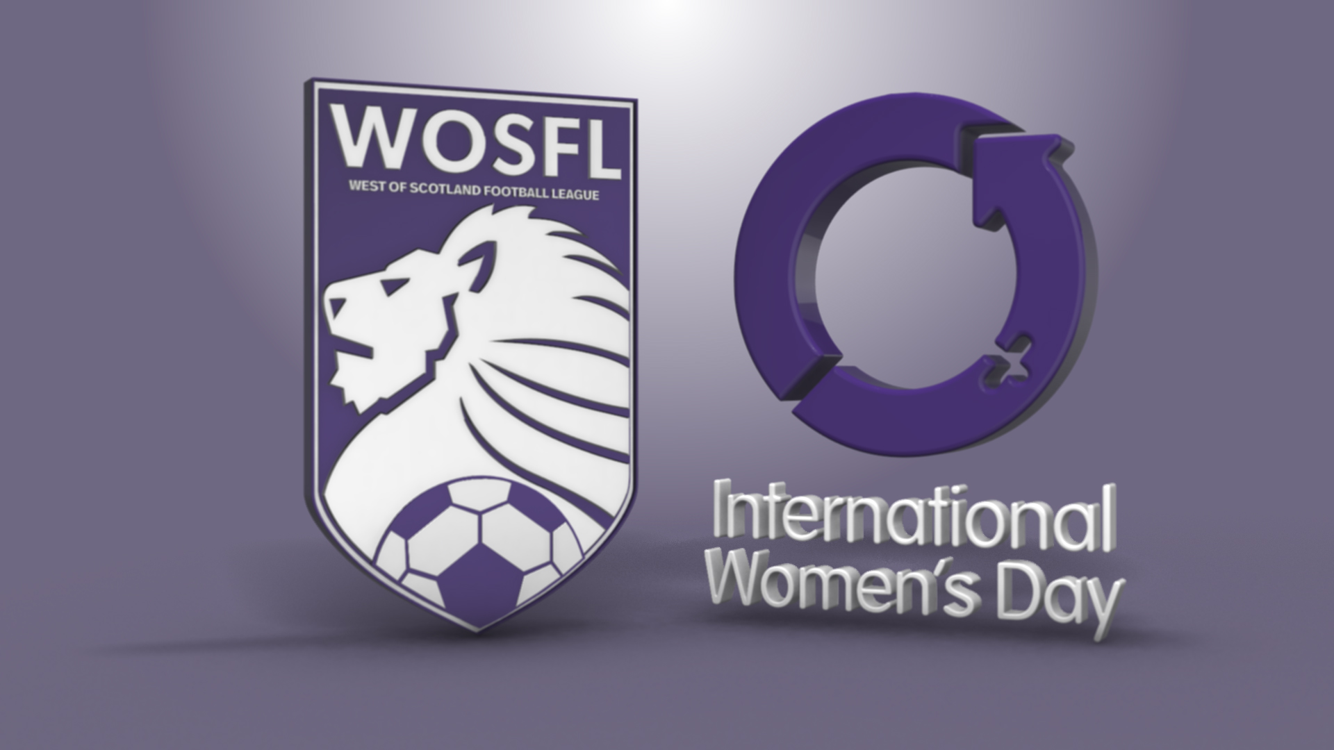 Celebrating the Women of the West of Scotland Football League on International Woman's Day Pt 2