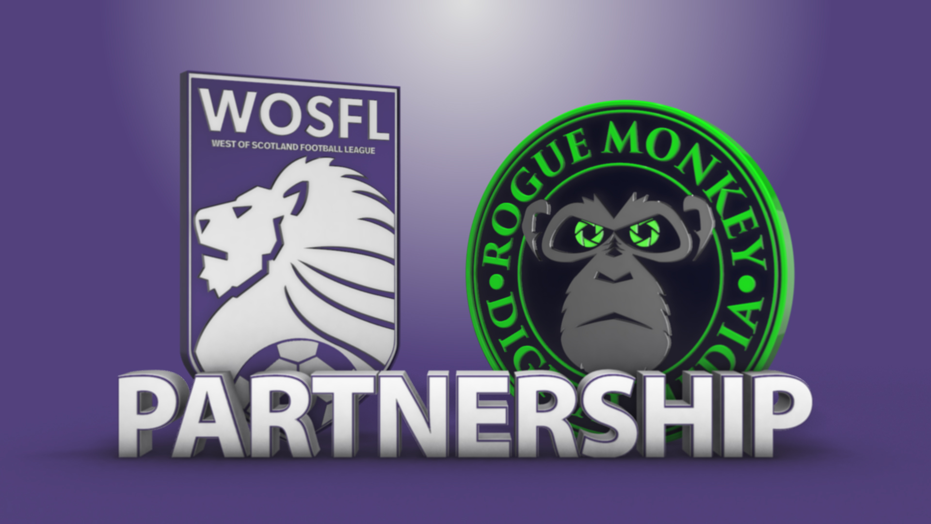 Rogue Monkey Digital Media signs up as Official Graphics Partner to WoSFL
