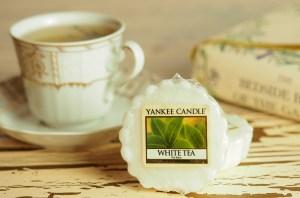 Recenzja wosku zapachowego Yankee Candle White Tea