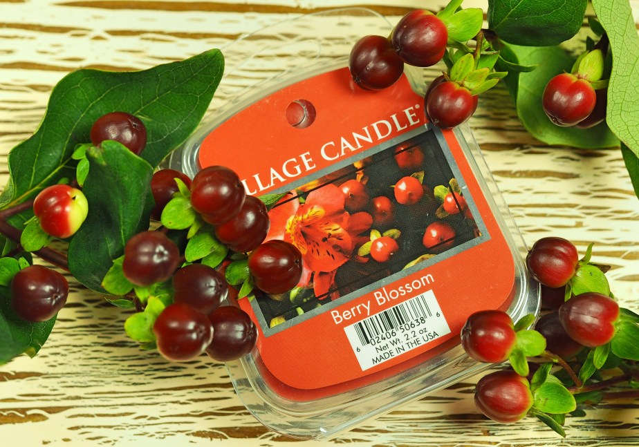 Village Candle Berry Blossom