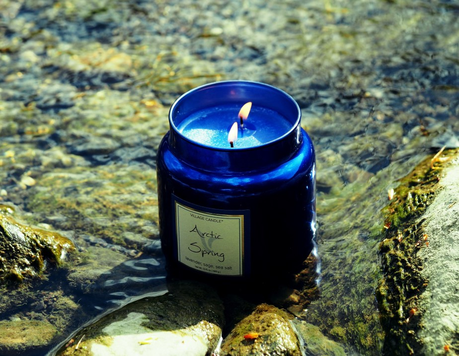 Village Candle Arctic Spring