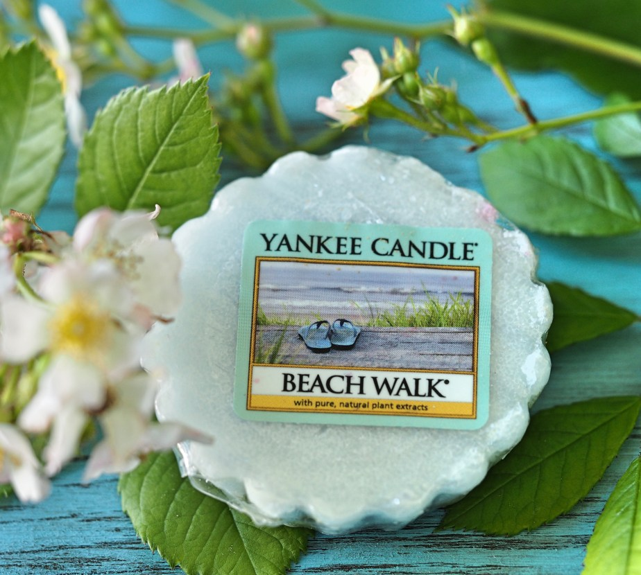 Yankee Candle Beach Walk.