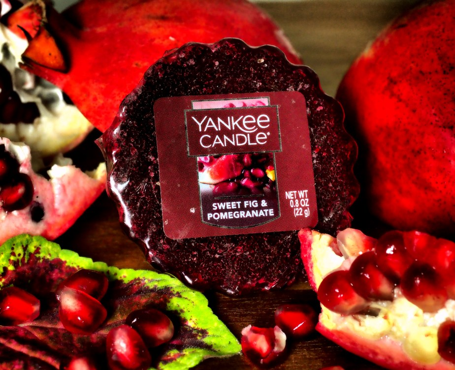 Yankee Candle Sweet Fig & Pomegranate