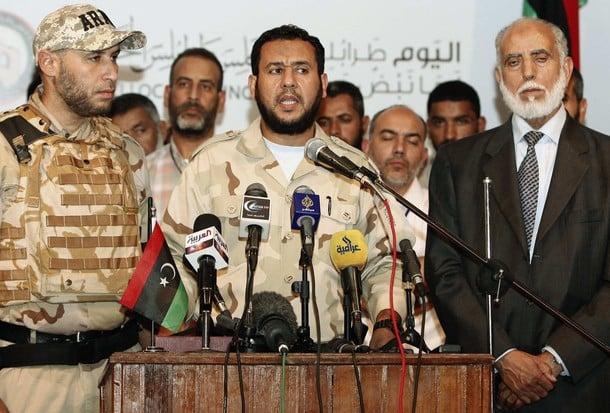 ليبيا الجديدة الإسلام السياسي الثورة الليبية