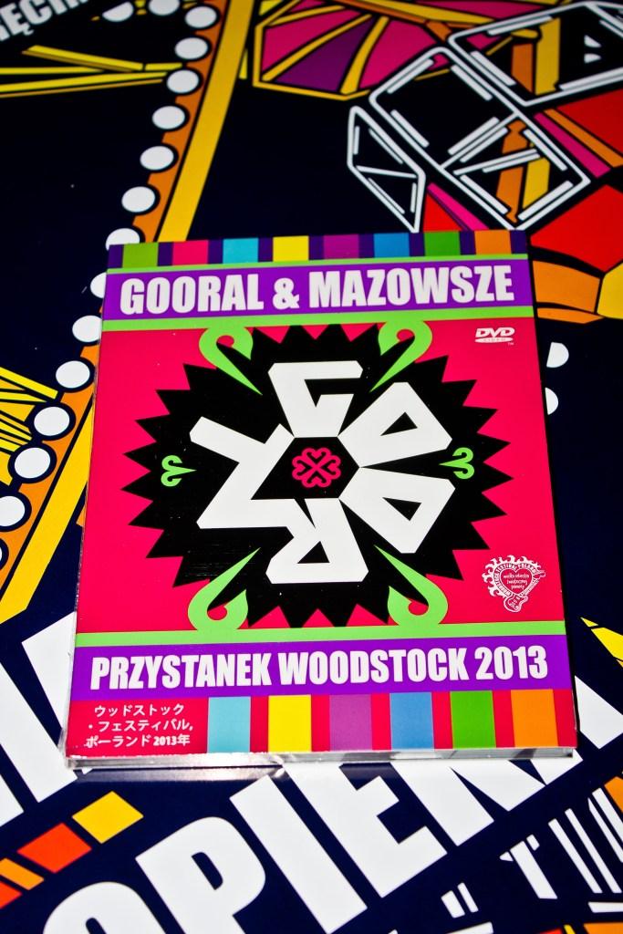 Płyta Gooral i Mazowsze