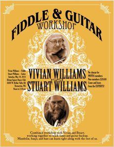 Fiddle and Guitar Workshop @ Kitsap Square Dance Club | Bremerton | Washington | United States