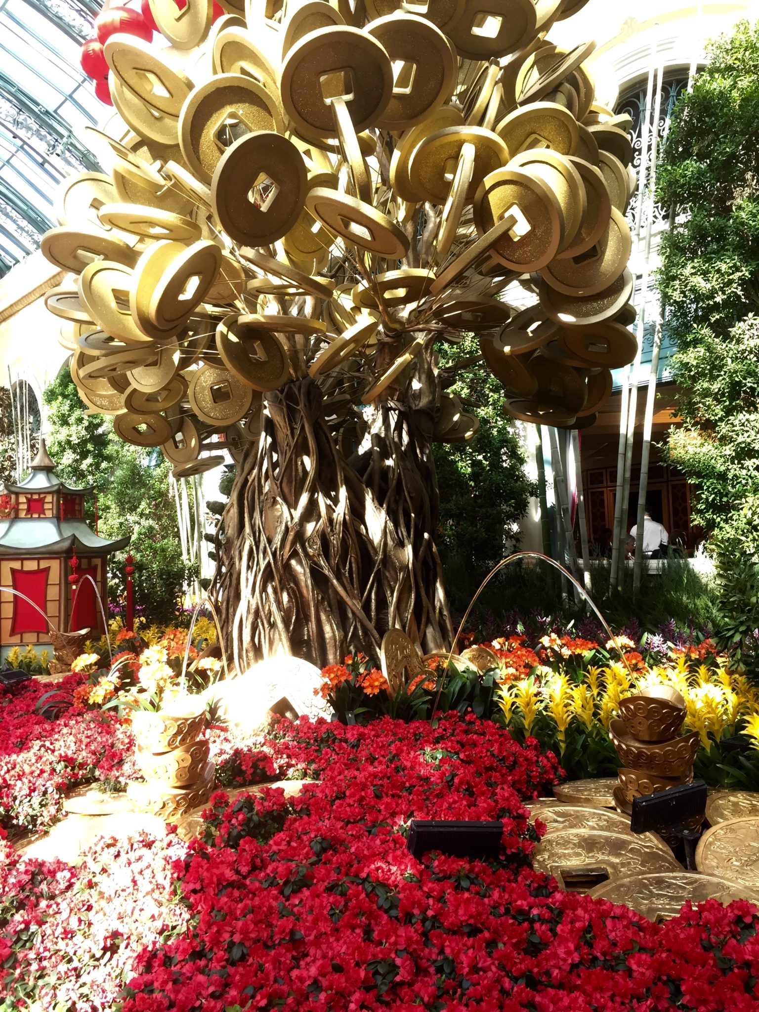 Flowers and Gardens – Las Vegas