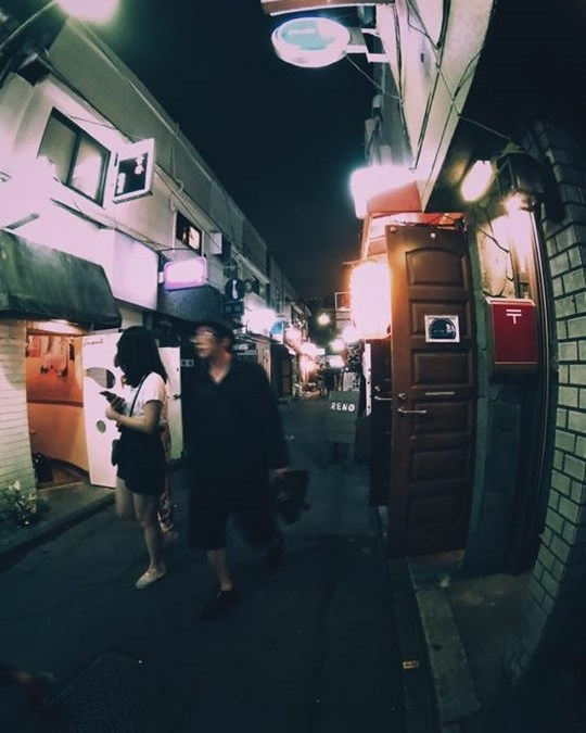 Golden Gai, Shinjuku – Photo Essay