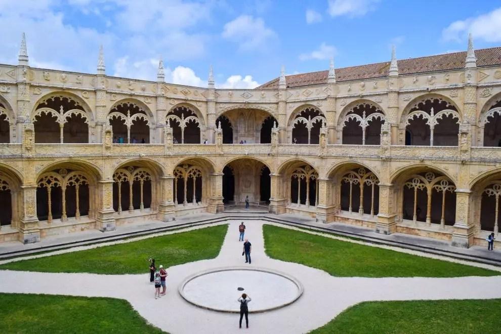 Mosteiro dos Jeronimos, Lisbon