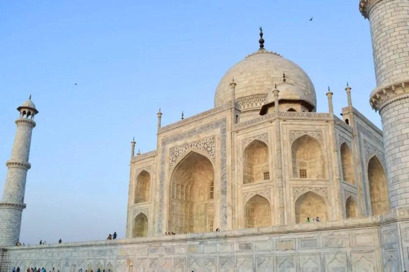 2016 Travel Highlights: India's Golden Triangle - The Taj Mahal, Agra