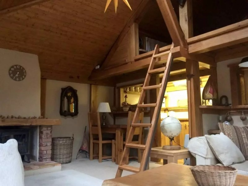2016 Travel Highlights: Weekend in a log cabin, Berkhamsted