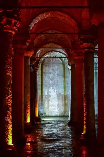 48 hours in Istanbul: Basilica Cistern