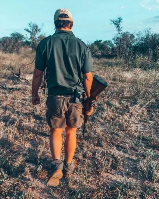Africa on Foot: Staff