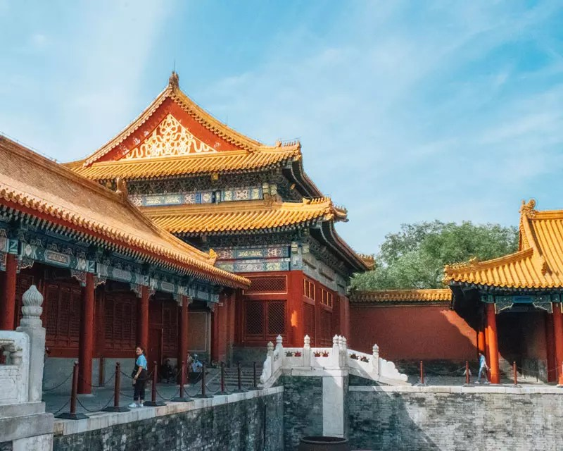 Would Be Traveller - The Most Instagrammable Places in China - Forbidden City