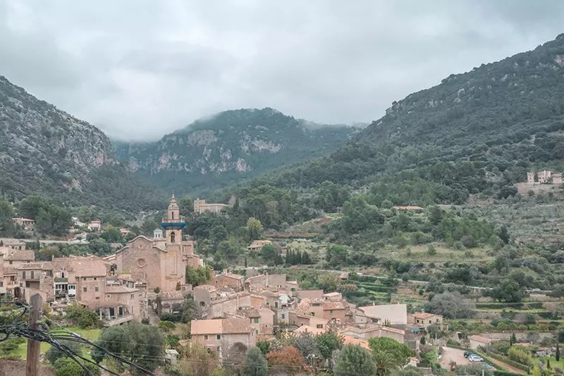 Would Be Traveller Winter in Mallorca Valldemossa