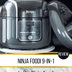 Ninja Foodi 9-in-1 image with text